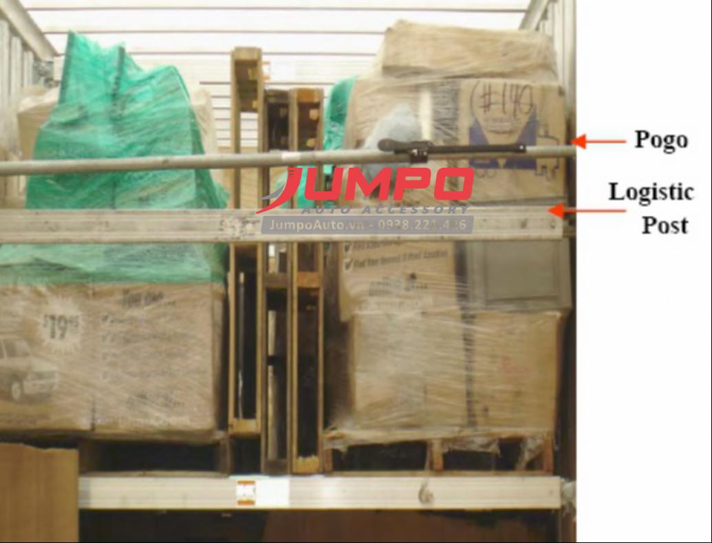 Thanh chắn hàng thùng xe tải