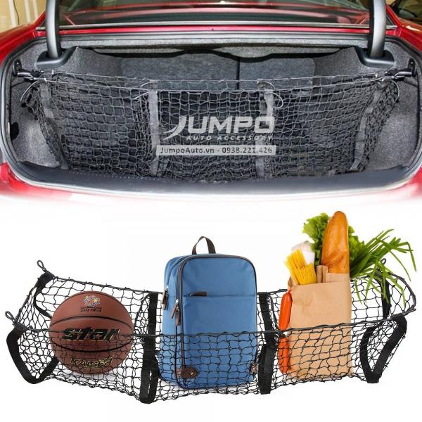 Túi lưới đựng đồ xe bán tải, SUV