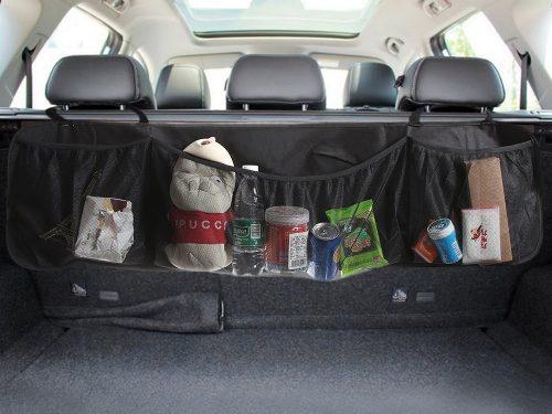 Túi lưới đựng đồ ô tô