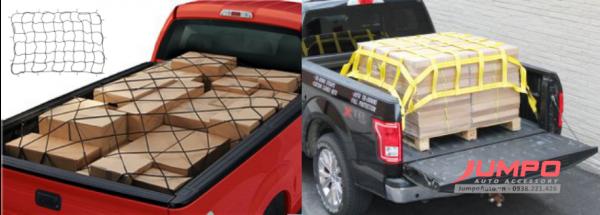 Lưới trùm hàng thùng xe bán tải