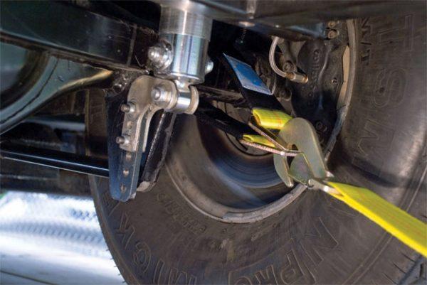Dây mềm 2 đầu D-ring 50cm
