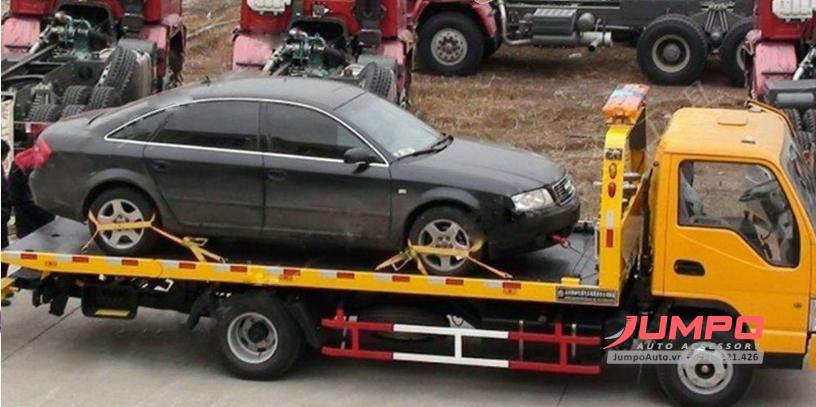 Combo 4 bộ dây cảo bánh xe vận chuyển ô tô