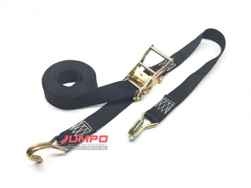 STRAP JHF80 38MM 2000KG BK