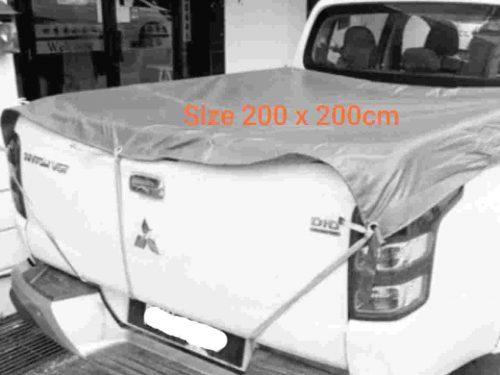 Bạt phẳng cho thùng xe bán tải